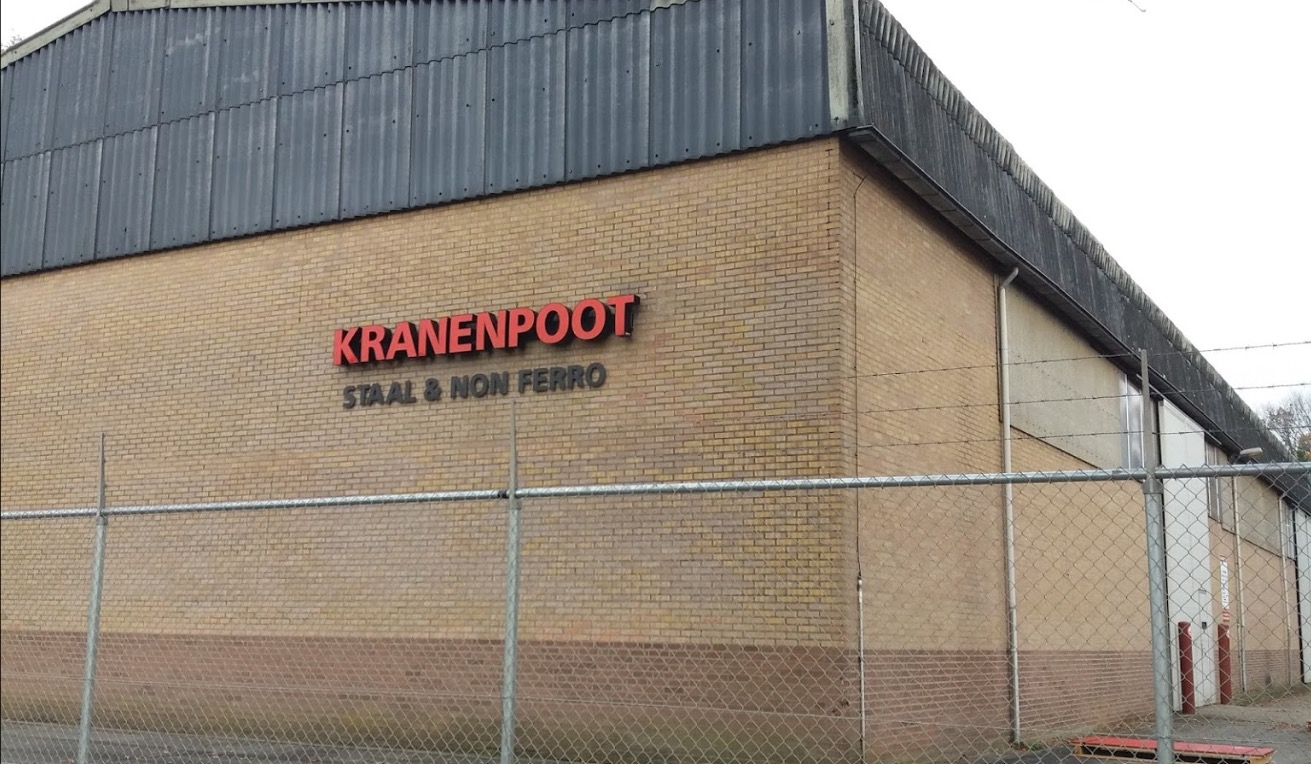 Overname Kranenpoot Roermond