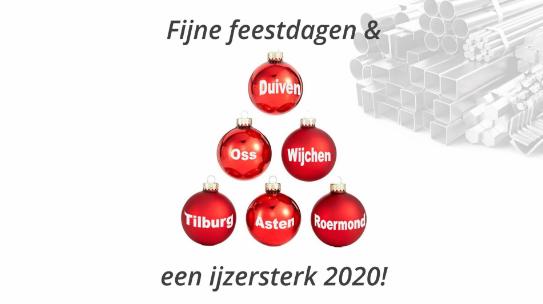 OPEN tussen Kerst 2019 en Oud & Nieuw 2020