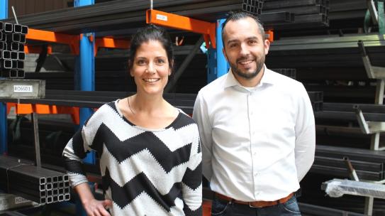 Even voorstellen: uw vernieuwde commerciële team in Roermond!