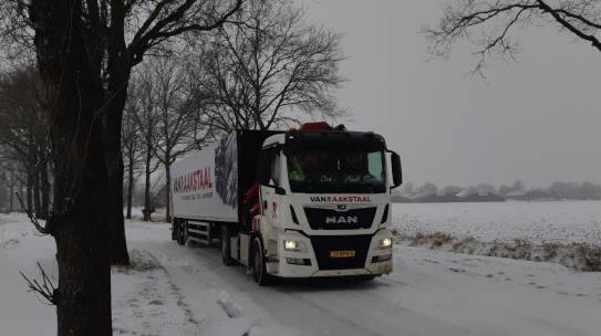 Doorwerken in de winterse week video